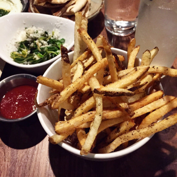 Nashville's Best French Fries: Butcher & Bee