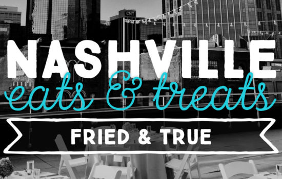 Nashville Eats & Treats: Fried and True, the best fries in Nashville