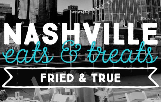 Nashville Eats & Treats: Fried and True, the best fries in Nashville