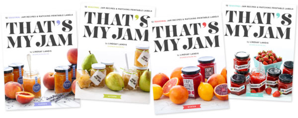 That's My Jam Canning e-Book Series - Coming Soon!