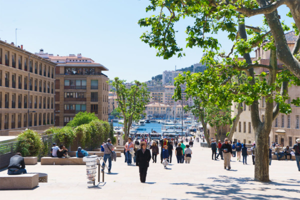 Carnival Vista Mediterranean Cruise: Marseille, France