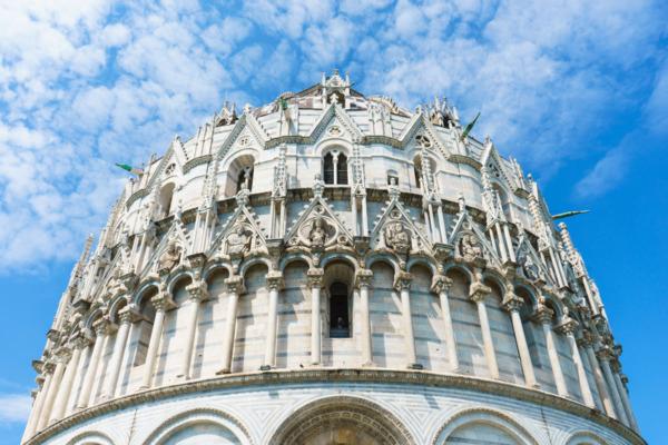 Carnival Vista Mediterranean Cruise: Livorno and Pisa, Italy