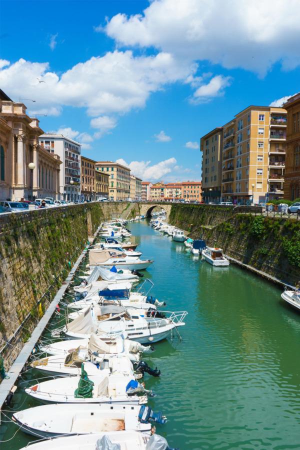 Carnival Vista Mediterranean Cruise: City of Livorno, Italy