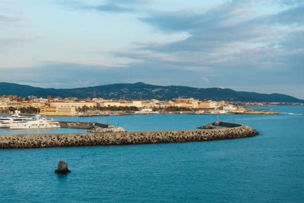 Carnival Vista Mediterranean Cruise: Port of Livorno, Italy