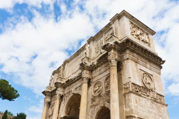 Carnival Vista Mediterranean Cruise: Rome, Italy