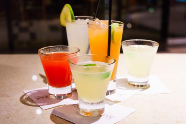 Carnival Vista European Cruise: Drinks at Alchemy Bar