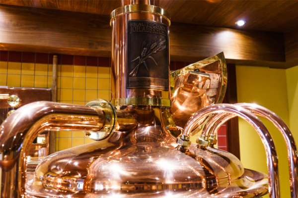 Carnival Vista European Cruise: Red Frog Pub and On-Board Brewery