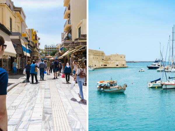 Carnival Vista Mediterranean Cruise: Crete (Heraklion) Greece