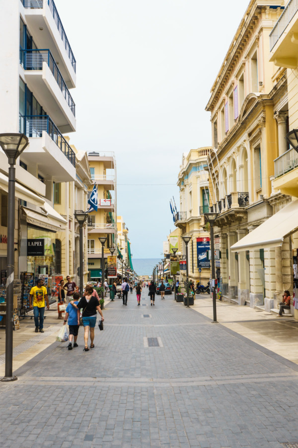 Carnival Vista European Cruise: Crete (Heraklion) Greece