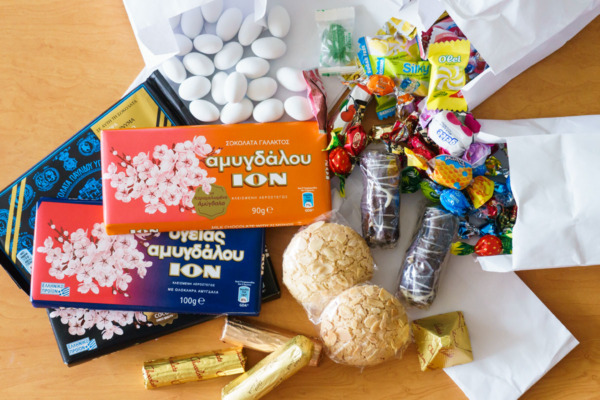 Carnival Vista Mediterranean Cruise: We raided the candy store in Heraklion, Greece