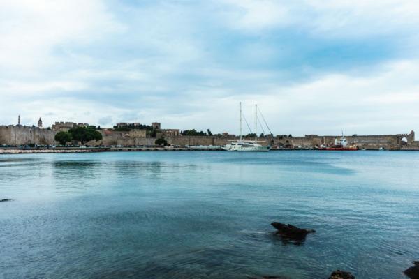 Carnival Vista European Cruise: Ancient City of Rhodes, Greece