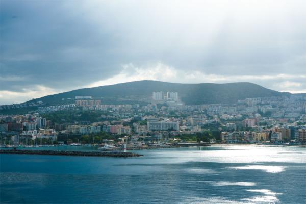 Carnival Vista Mediterranean Cruise: Kusadasi, Turkey