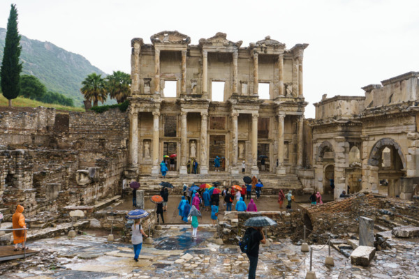 Carnival Vista European Cruise: Ancient City of Ephesus, Turkey