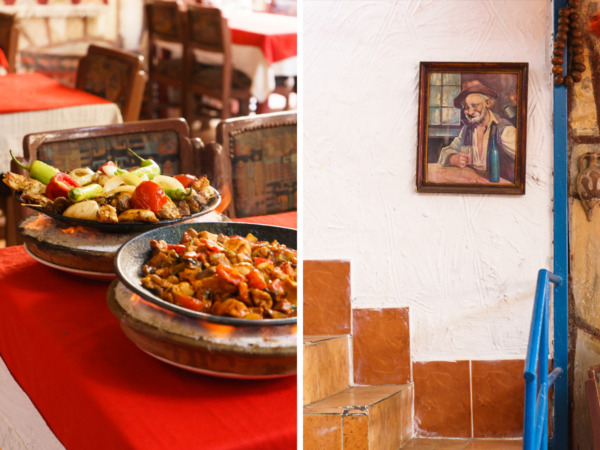 Carnival Vista European Cruise: Lunch in Kusadasi, Turkey