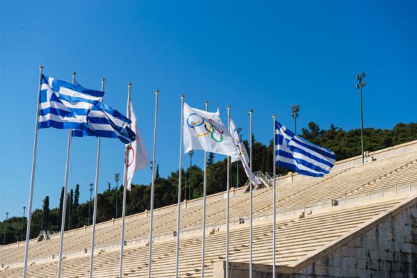 Carnival Vista European Cruise: Olympic Stadium in Athens, Greece