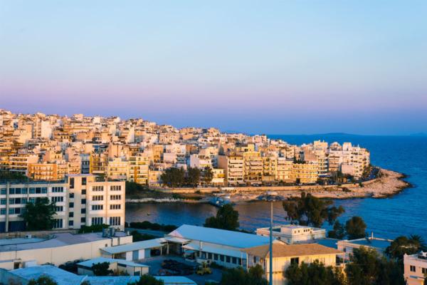 Carnival Vista European Cruise: Port of Athens, Greece