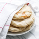 How to Make Homemade Pita Bread