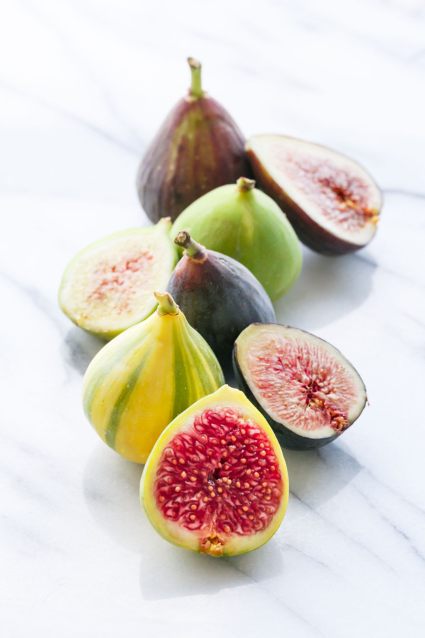4 Different Varieties of Figs