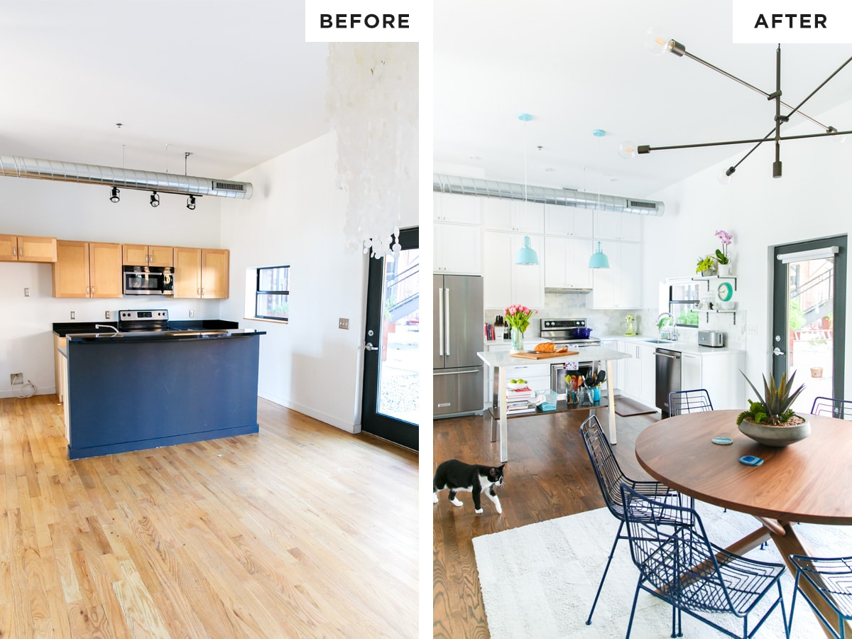 Final Reveal: Kitchen Renovation Before & After | Love and Olive Oil