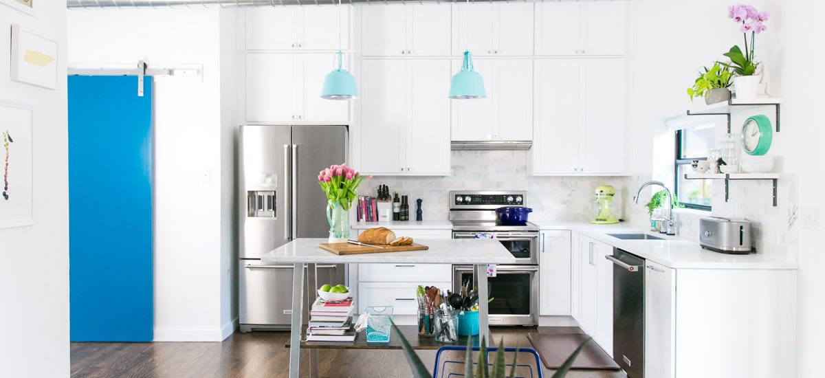 Final Reveal: Kitchen Renovation Before & After | Love and ...