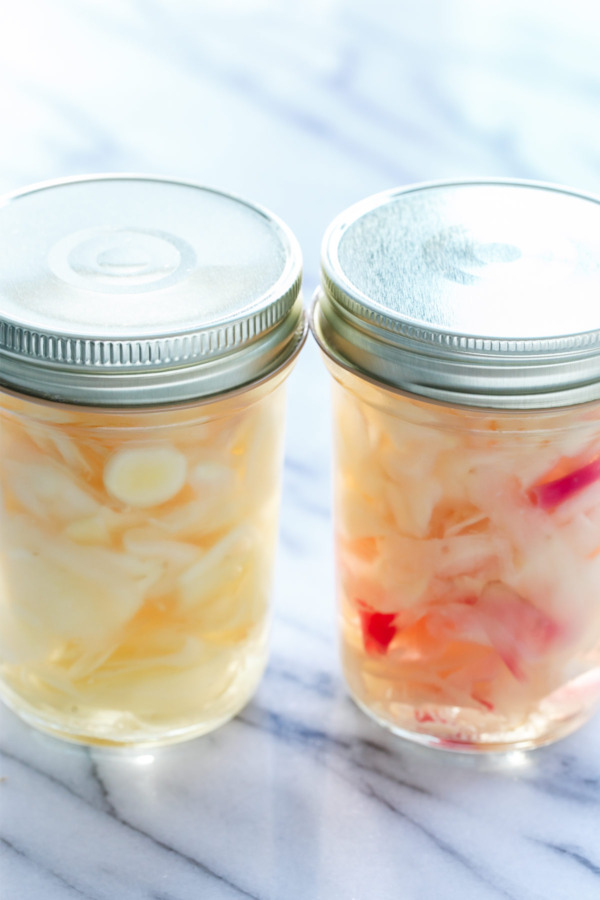 Do you know why pickled ginger is dyed pink? Here's how to make it the REAL way!