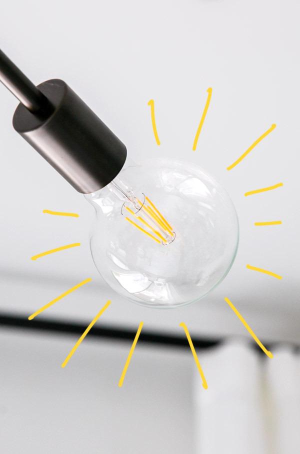 Rejuvenation LED Filament Light Bulbs