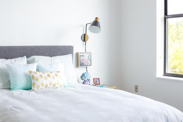Townhouse Renovation: Master Bedroom