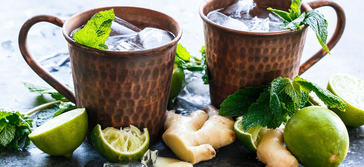 Scratch Made Moscow Mules Ginger Beer Concentrate Love And Olive Oil