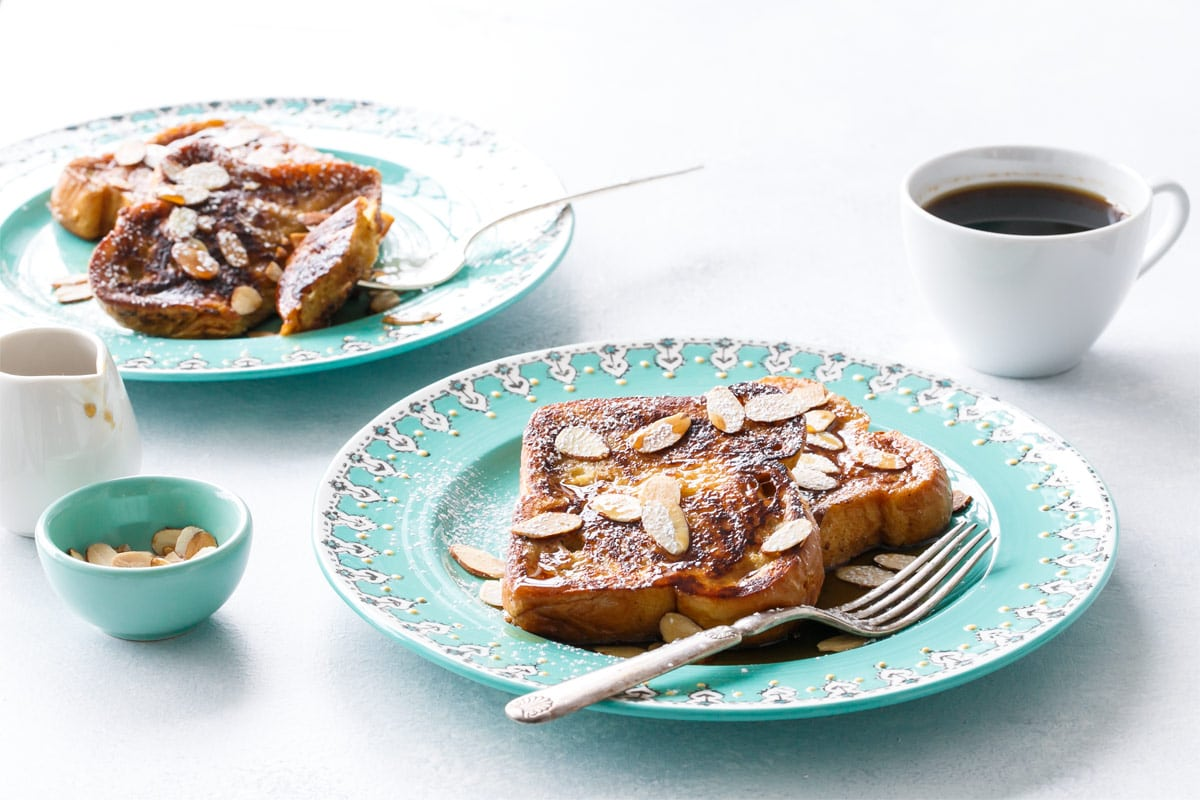 Horchata French Toast