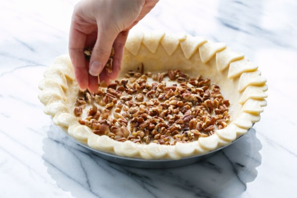 How to make Gooey Chocolate Fudge Pecan Pie recipe