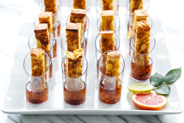 French Toast Shooters