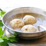 Grandma's Matzo Ball Soup Recipe