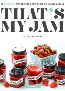 That's My Jam: SPRING ebook now available!