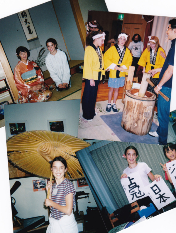 13-year-old Lindsay's Trip to Japan