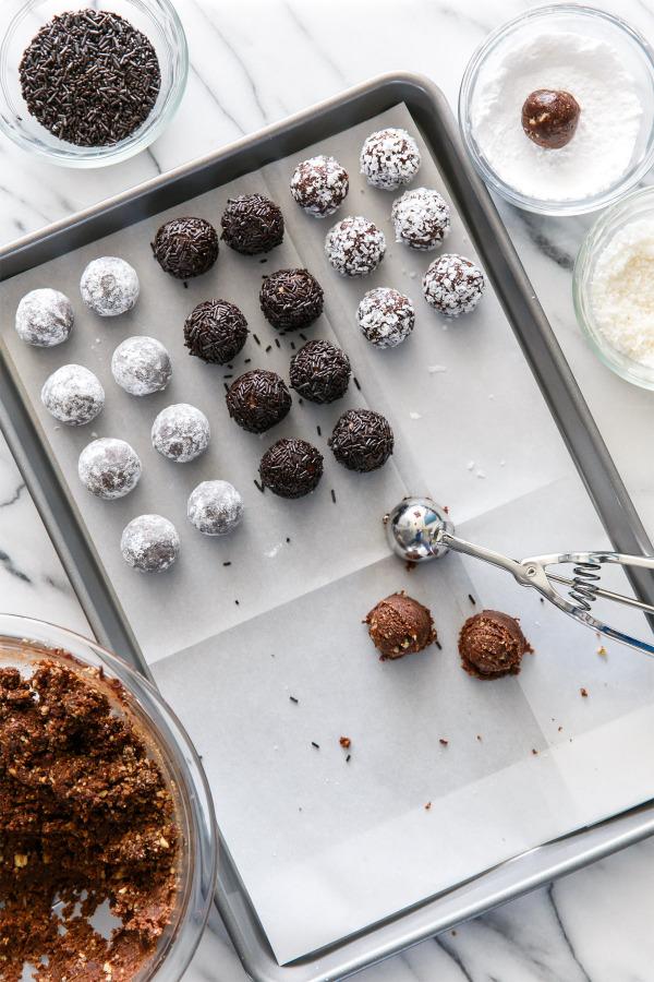 How to make classic bourbon balls just like grandma used to make