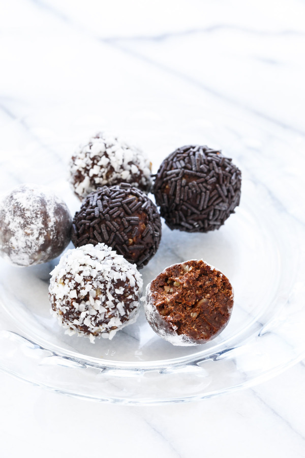 Homemade Bourbon Ball Recipe