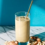 Golden Milk Smoothies sweetened with Dates and Honey