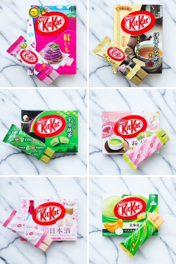 Crazy Japanese Kit Kat Flavors (and where to find them ...