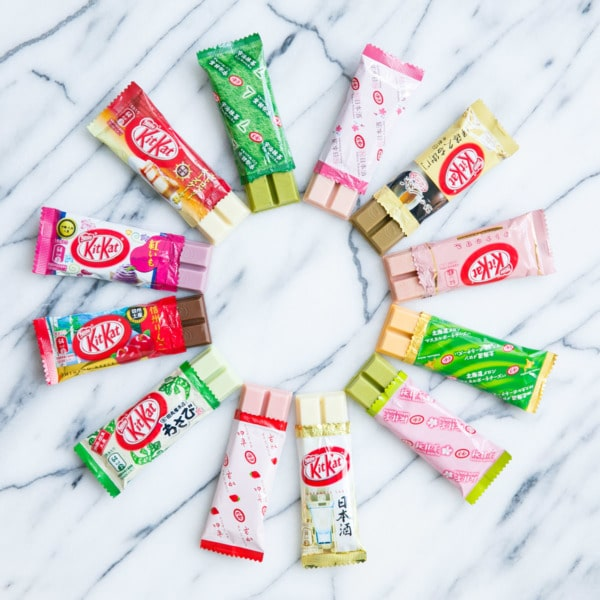 Crazy Japanese Kit Kat Flavors (and where to find them)