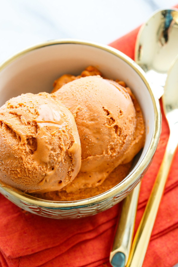 How to make Thai Tea Ice Cream