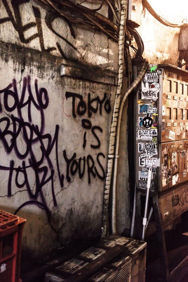 Tokyo is Yours: Golden Gai, Tokyo Japan