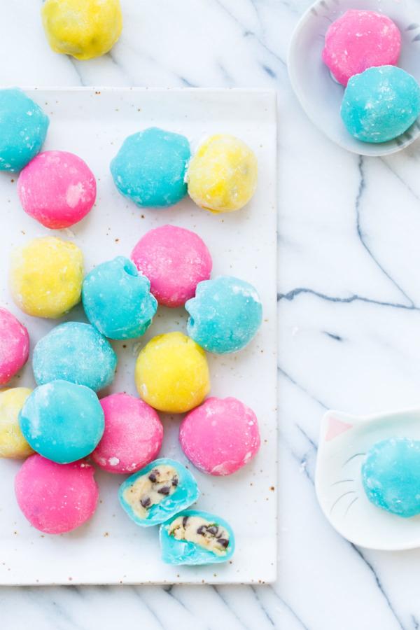 Cookie Dough Daifuku Mochi Recipe