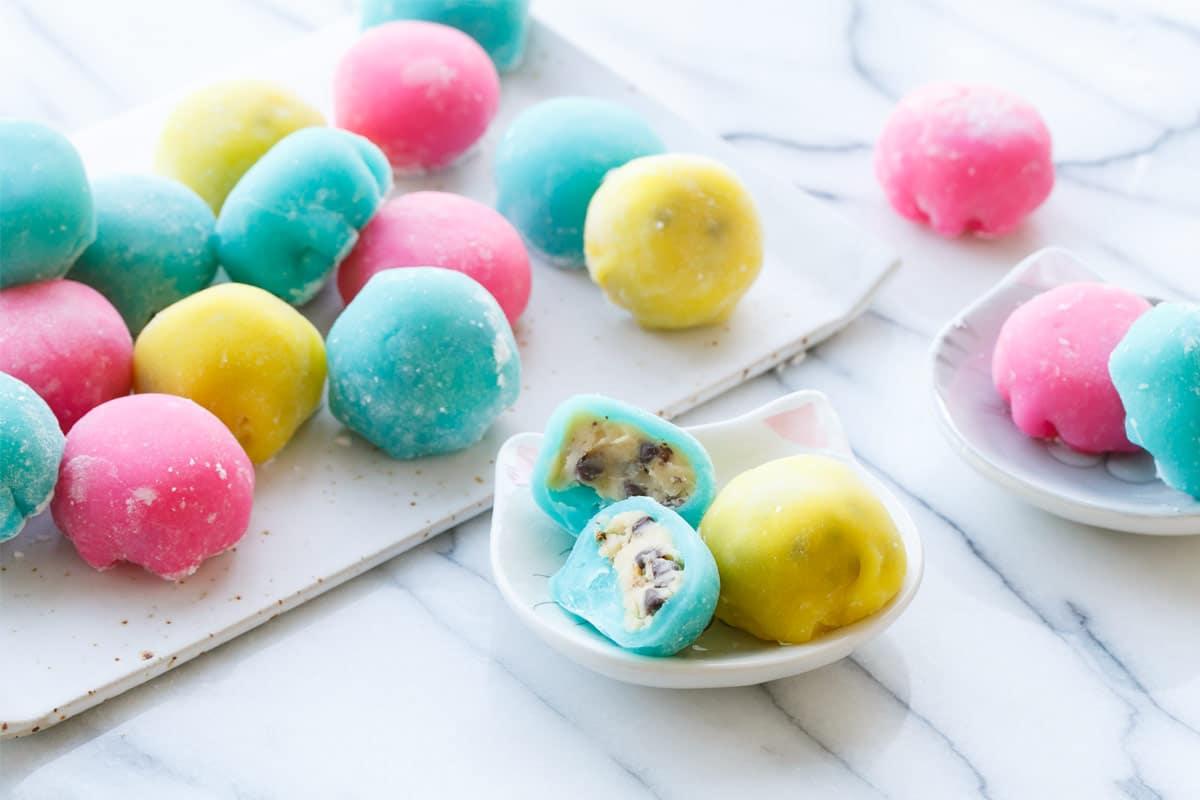 Cookie Dough Daifuku Mochi