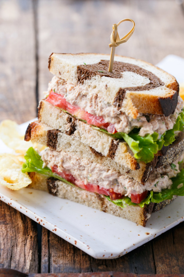 Our Favorite Tuna Sandwich Recipe