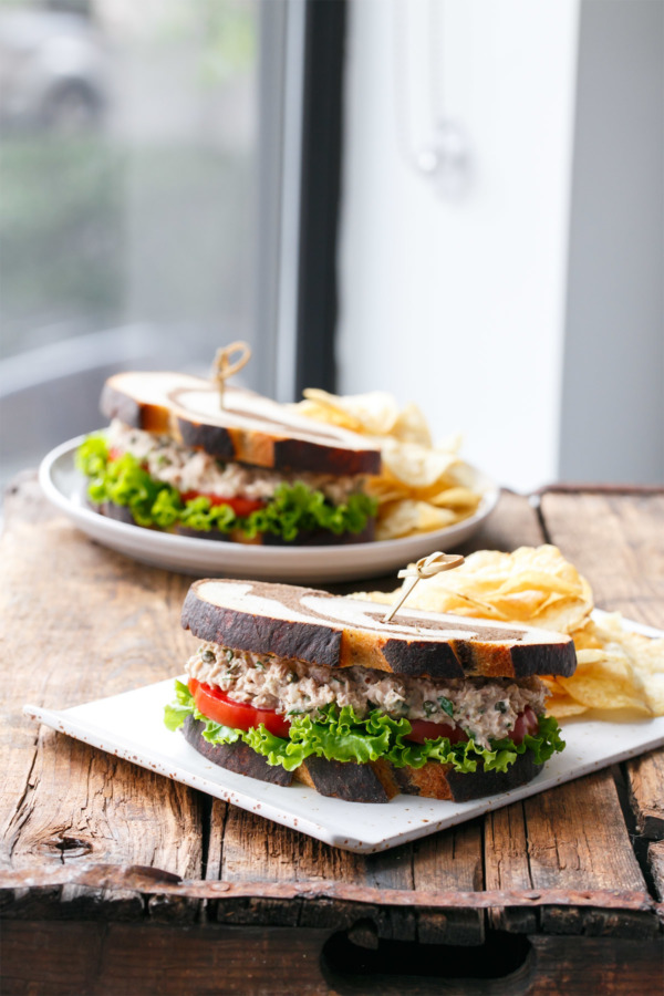 Best Ever Tuna Salad Sandwich Recipe