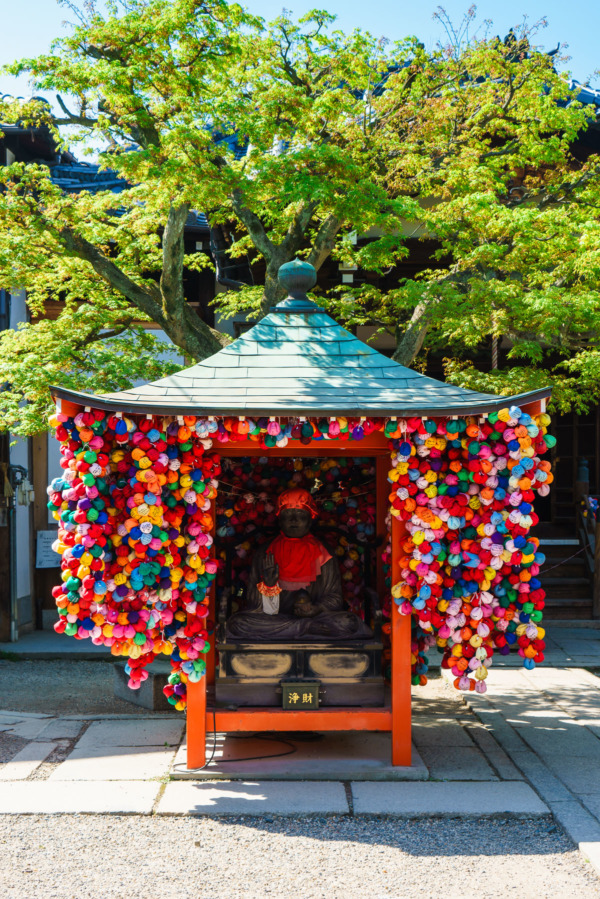 Yasakakoshindo Temple, Kyoto Japan
