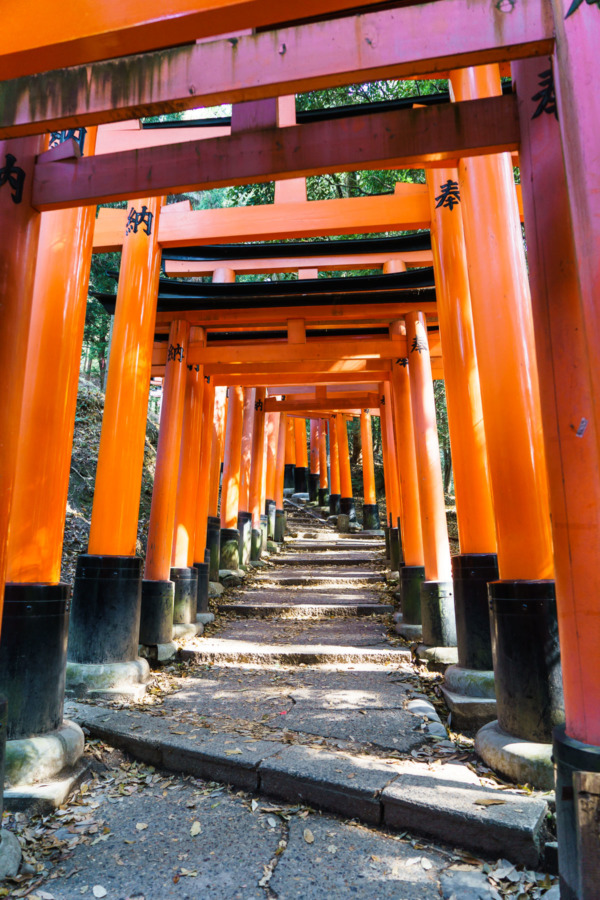 Fushimi Inari-taisha Shrine, Kyoto Japan