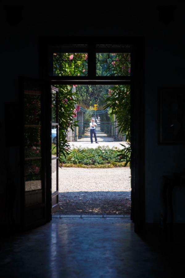 Rana Villa along Lake Garda, Italy