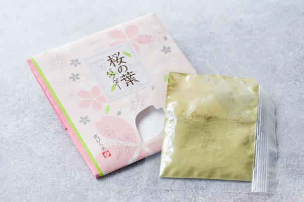 Sakura Leaf Powder
