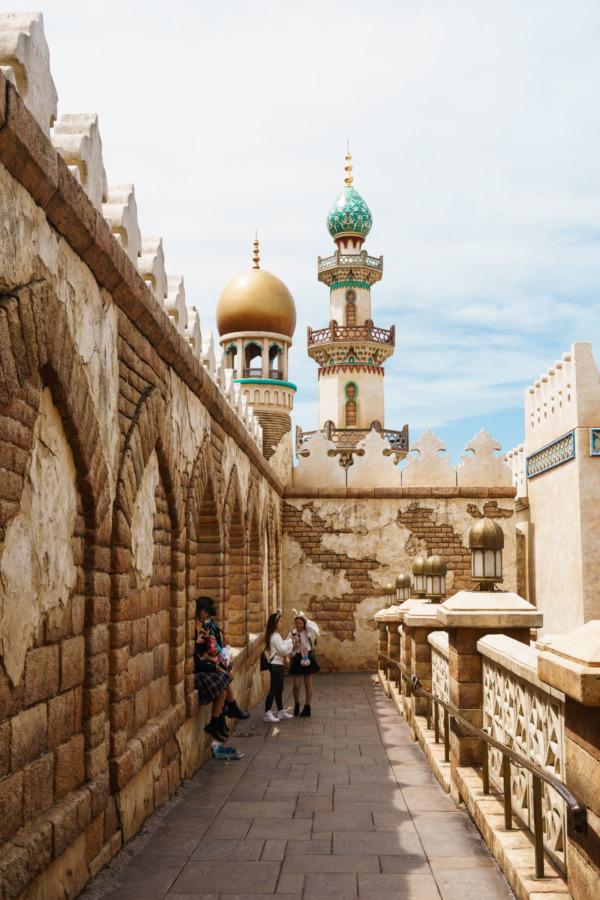 Tokyo Disney Sea: Arabian Cost